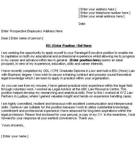 Cover letter writing guide uk