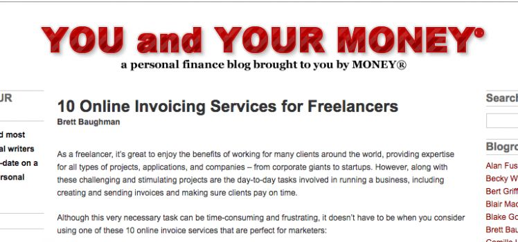 Money.ca Lists Due as One of Top 10 Online Invoice Services for ...