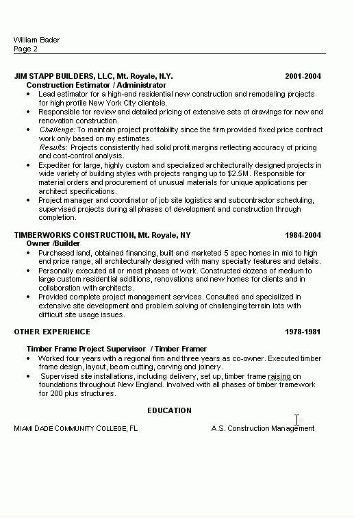 Find Work Now - Resume Samples