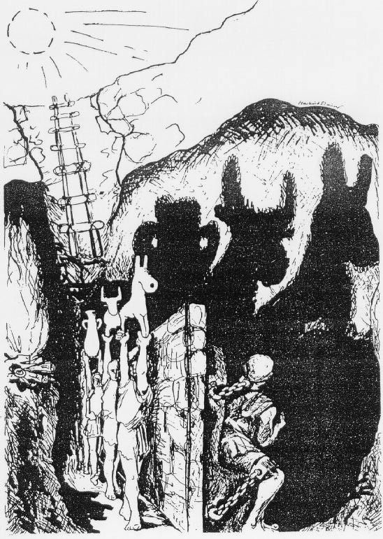 Allegory of the Cave - Wikiwand