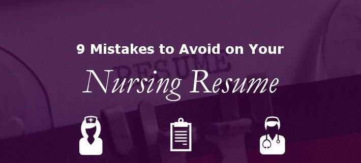 Nurse Resume - Everything You Need to Know - BluePipes Blog