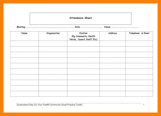 5+ attendance sheet jpg | coaching-resume