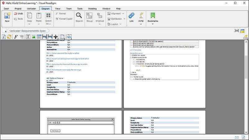Document Generation Tools