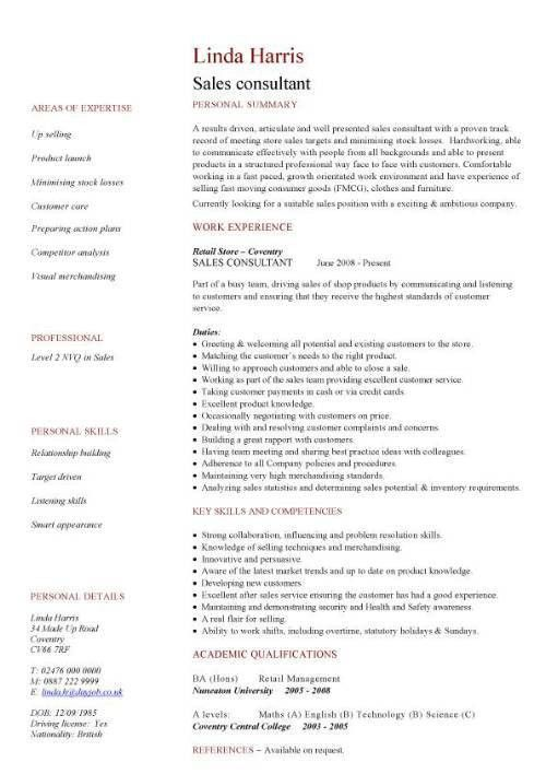 sample resume consultant consultant resume example sample