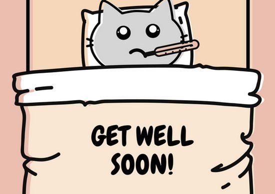 Get Well Soon Card Templates - Canva
