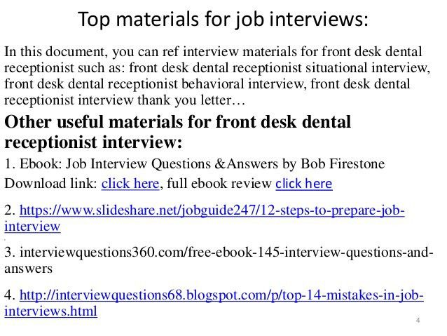 receptionist cover letter sample. application. 11. dental ...