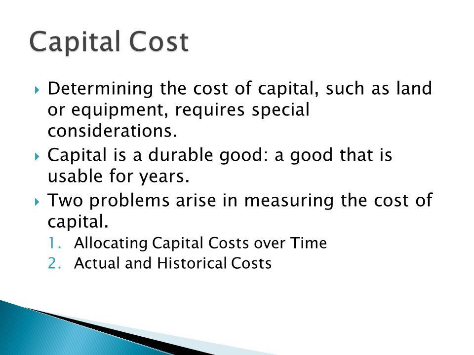 Economists consider both explicit costs and implicit costs ...