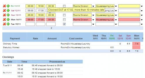 Timesheet Template   Team Timesheets   TimeFiler