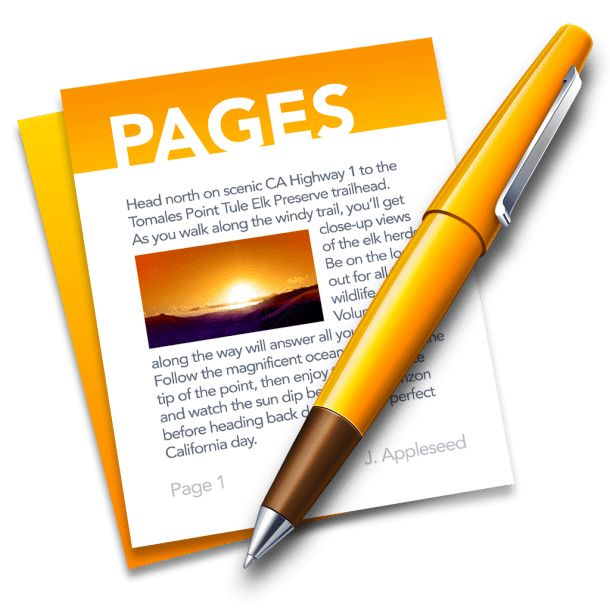Pages Templates | Free iWork Templates