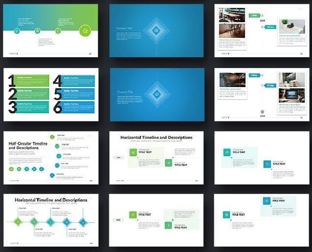 Boom! 10 Backgrounds For PowerPoint You Can Use Right Now
