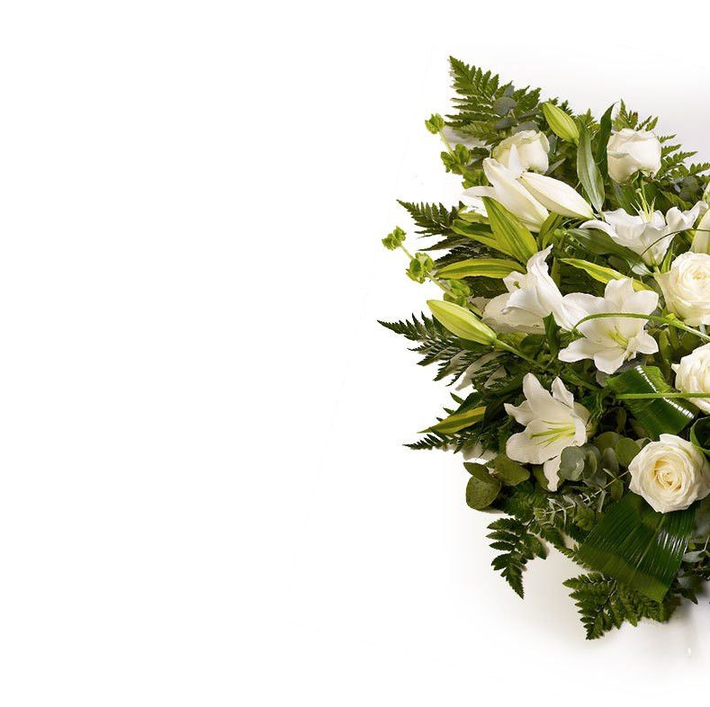 9 Best Images of Funeral Flowers Background - Rose Flower Funeral ...