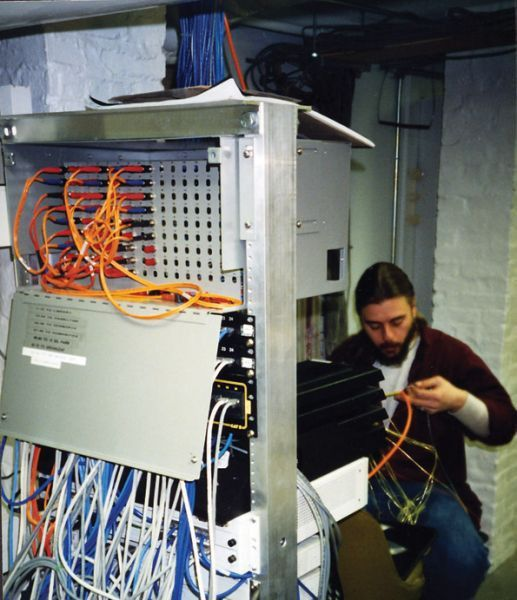 Working with Fiber-Optic Cable | Electrical Construction ...