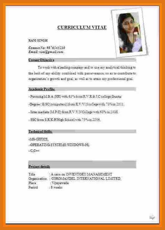 resume format pdf download | letter format business