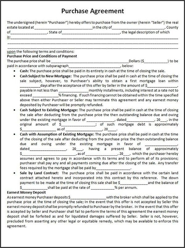 Personal Training Contract Agreement Sample | Create professional ...