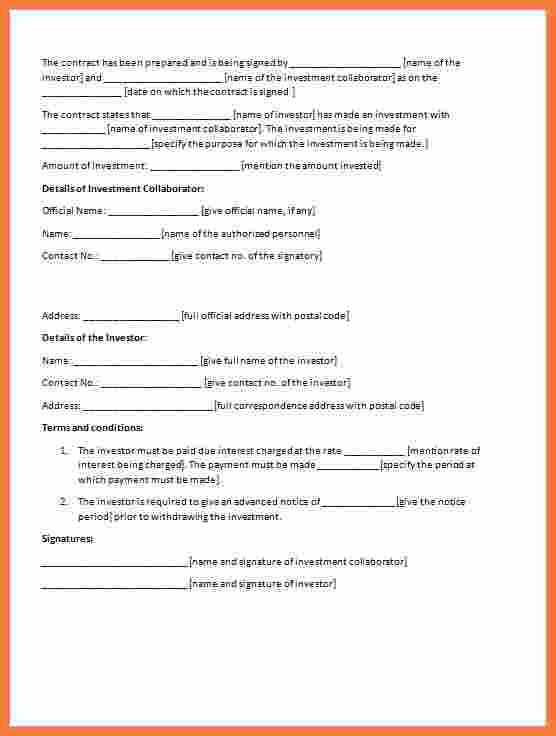 4+ investment contract | Marital Settlements Information