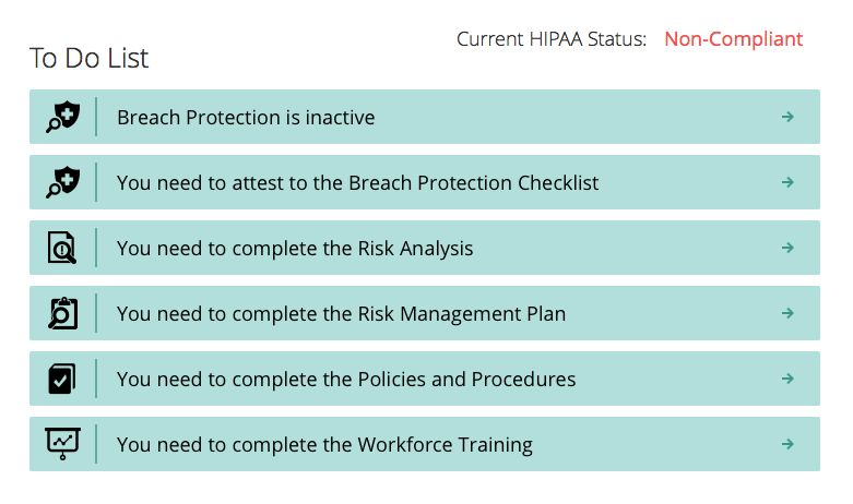 HIPAA Compliance Certification for Managers and Small Healthcare ...
