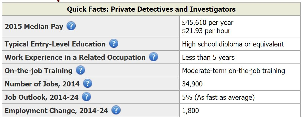 Yonkers NY Detective And Private Investigator Salary | Job ...