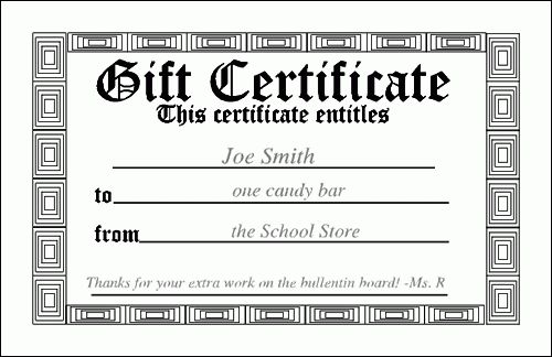 free customizable printable certificates