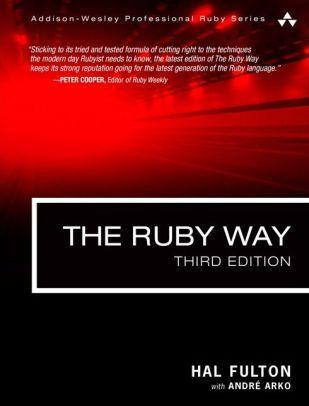The Ruby Programming Language by David Flanagan, Yukihiro ...