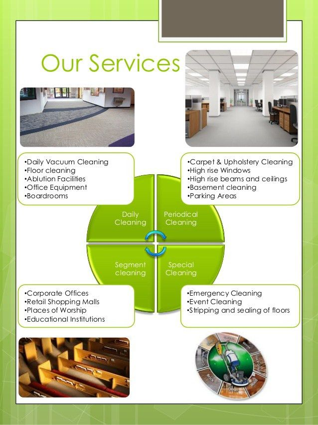 Xceed Cleaning Services (Pty) Ltd Company profile 4