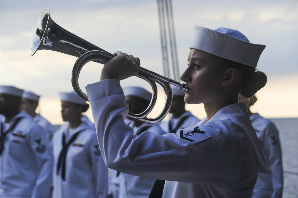Faces of the Fleet | Navy Live