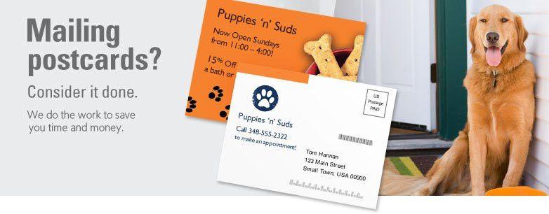 Postcard Mailing & Mailing Services | Vistaprint