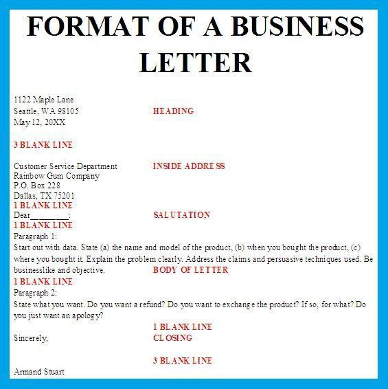 Sample Business Invitation Letter. 4 Ways To Write A Formal ...
