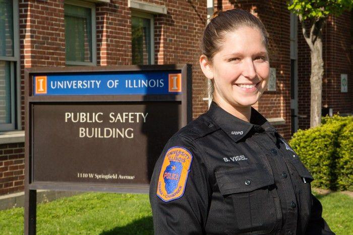 On the Job: Beth Visel | Illinois