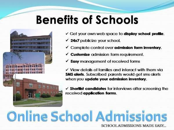 DwarkaGuide: Online Education : Online School Admissions