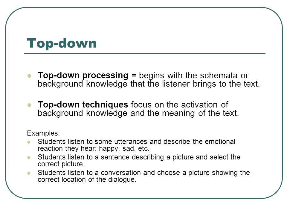 Unit 3 Teaching Listening. - ppt video online download