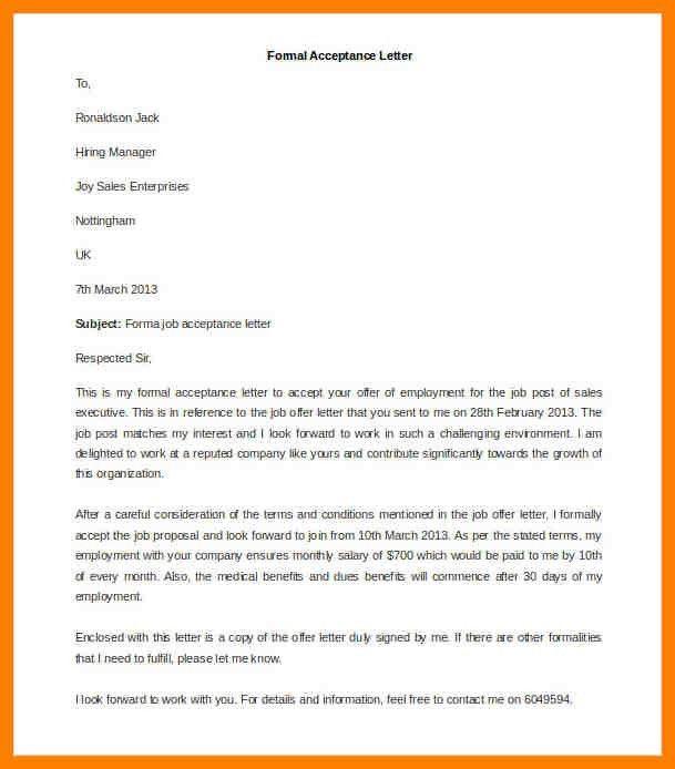 6+ formal letter examples   addressing letter