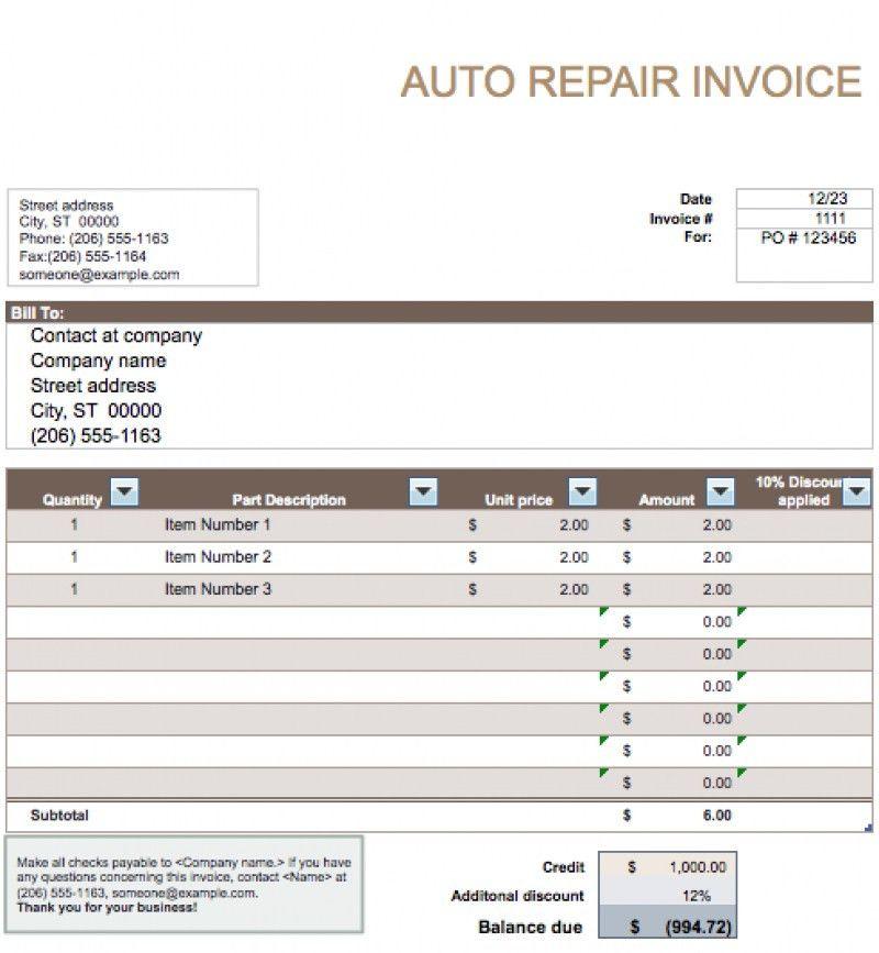 Invoice templates | rabitah.net