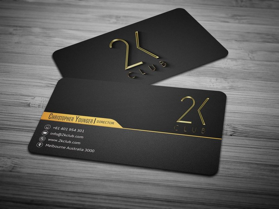 Entry #5 by anikush for Design some Business Cards for a social ...