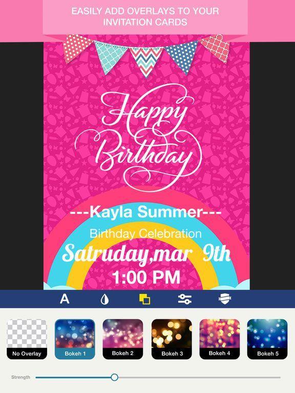 Invitation Maker- Invite Maker on the App Store