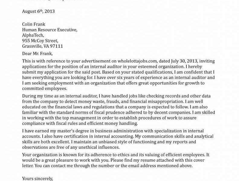 Sample Cover Letter For Promotion | haadyaooverbayresort.com