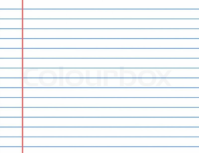 Single sheet of grungy lined note paper background texture | Stock ...