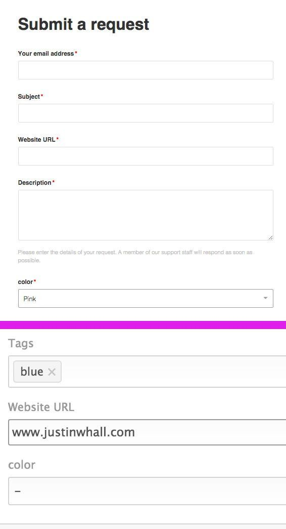 Adding custom fields to your tickets and support request forms ...