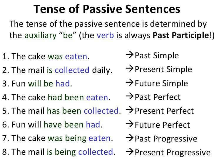 Unit 17 relating sentences- negatives, questions, passive and active
