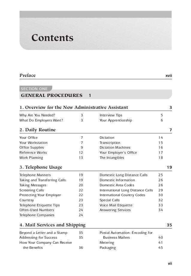 Amacom.administrative.assistants.secretarys.handbook