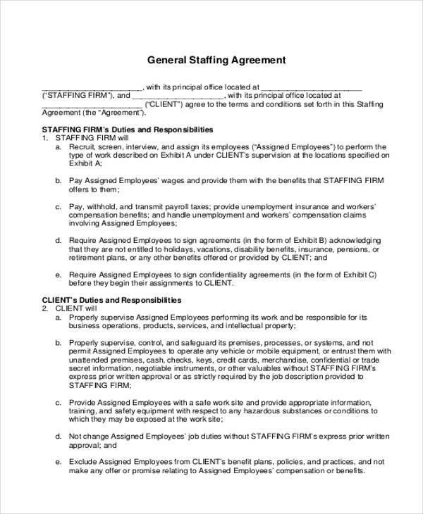 Company Contract Agreement. How To Create Your Own Sales Contract ...