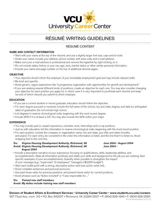 The Stylish Best Font And Size For Resume | Resume Format Web