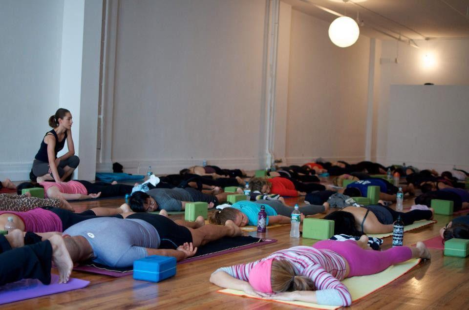 To my New Yoga Instructor, - Strala Yoga