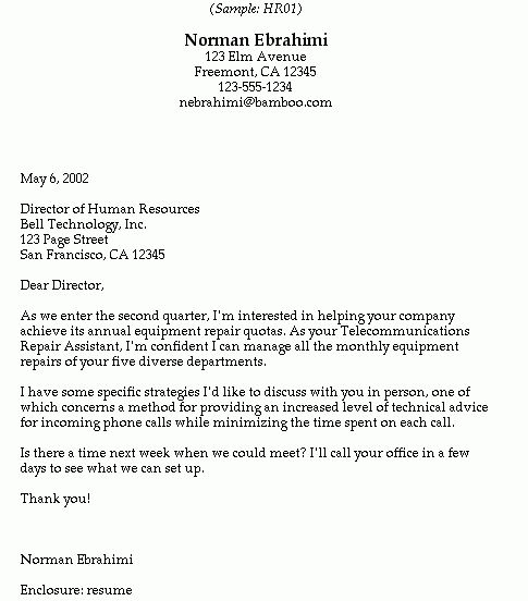 Choose. Best Human Resources Manager Cover Letter Examples ...