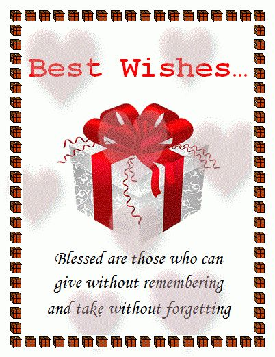 Best Wishes Card Template | Formsword: Word Templates & Sample Forms
