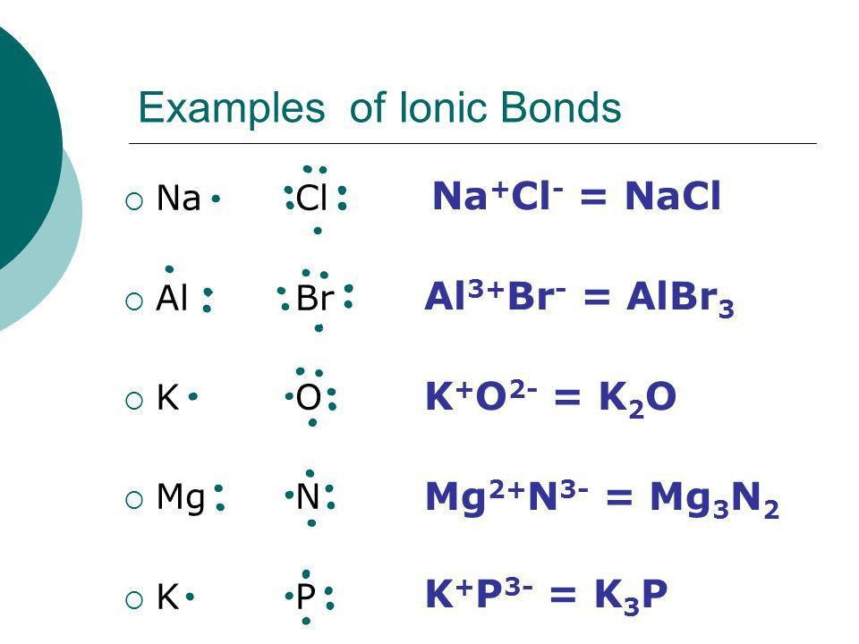 BONDING Ch 8 & 9 – Honors Chemistry General Rule of Thumb: - ppt ...