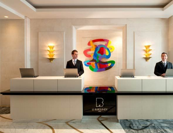 36 best Front desk images on Pinterest | Front desk, Reception ...