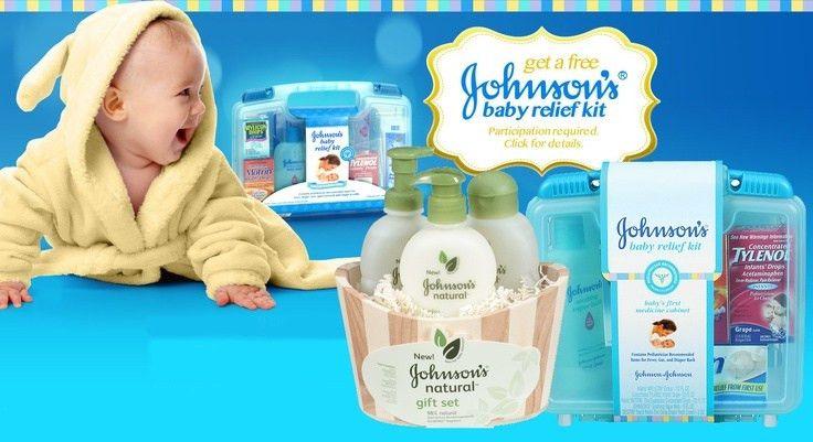 Johnson & Johnson Baby Samples