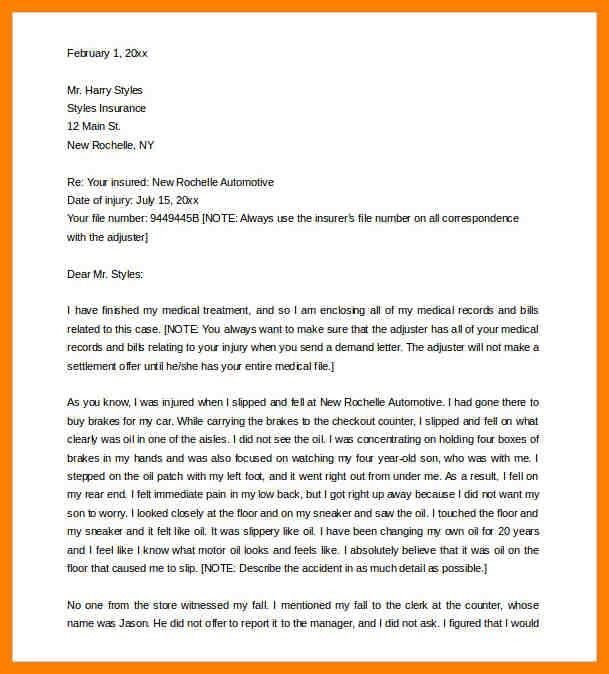Sample Demand Letters. Demand Letter Template 10 Free Word Pdf ...