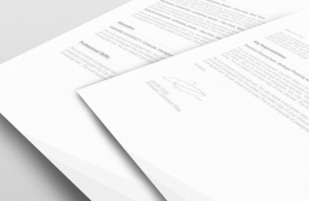 Free Resume Template - 1100010 | ResumeWay