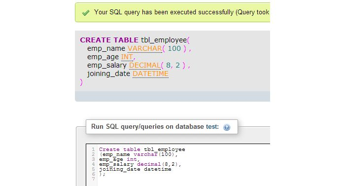 MySQL Tutorial | Tutorials Collection | Page 2